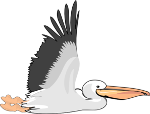 Free pelican clipart graphic black and white download Free Pelican Cliparts, Download Free Clip Art, Free Clip Art on ... graphic black and white download