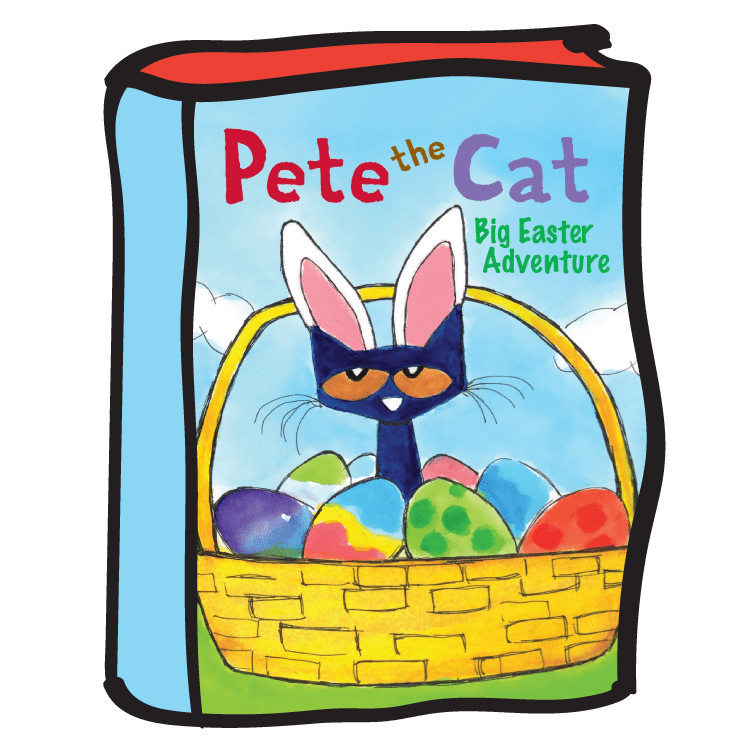 Pete the cat boogie cat clipart clip art freeuse library Story Time With Ms. Becky clip art freeuse library