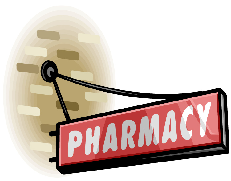 Free pharmacy clipart images