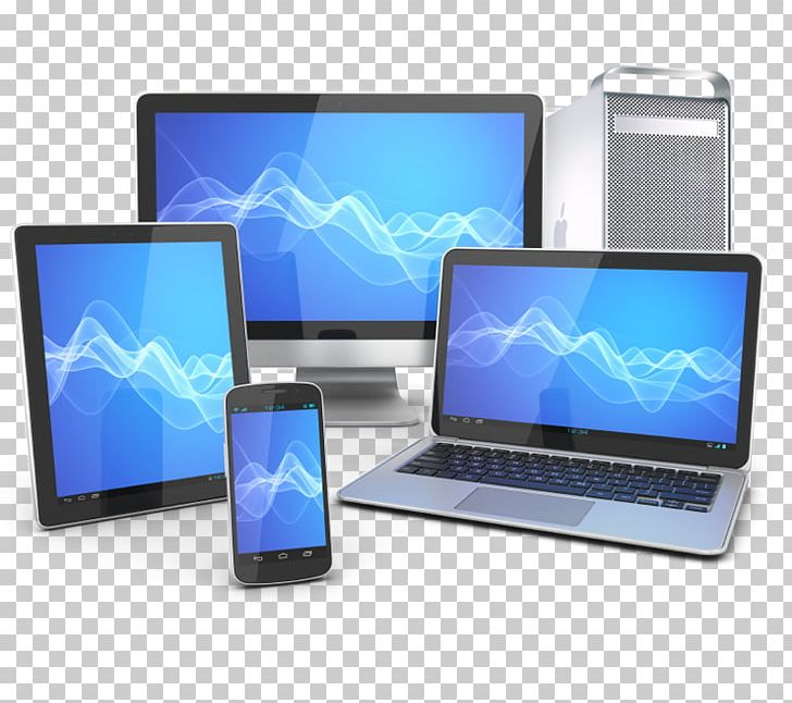 Mobile phones and tablets. Free phone tablet computer laptop technology clipart