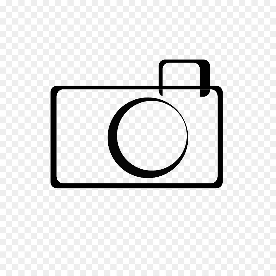 Free photography logo clipart vector black and white Camera Photography Sticker Clip art - photography logo png download ... vector black and white