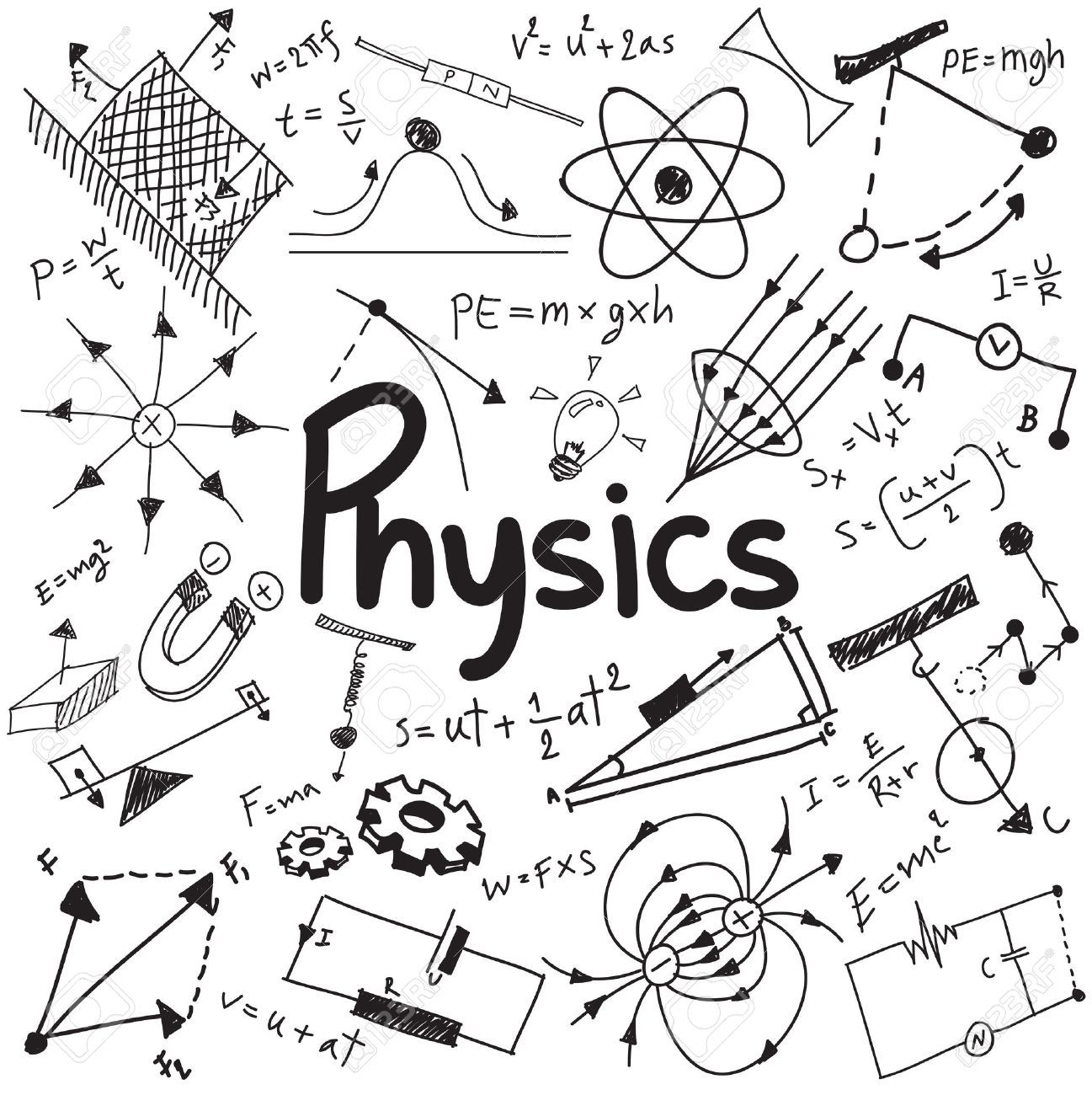 Free physics clipart images vector free library Free physics clipart images 7 » Clipart Portal vector free library