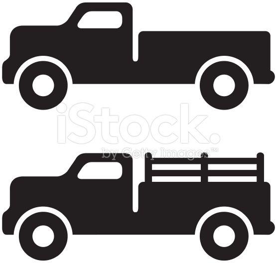 Free pick up truck silloette clipart image image transparent download train clipart - Google Search | Transportation Silhouettes, Vectors ... image transparent download