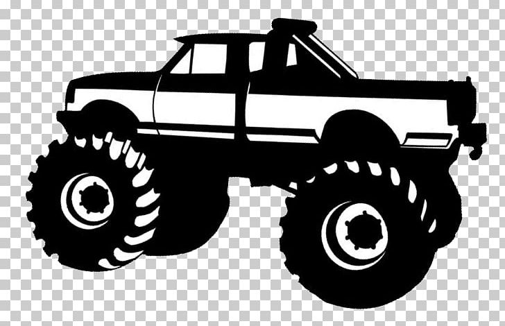 Free pick up truck silloette clipart image royalty free stock Car Pickup Truck Monster Truck Silhouette PNG, Clipart, Automotive ... royalty free stock