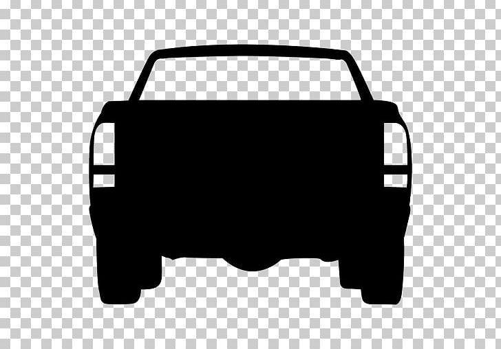 Free pick up truck silloette clipart image image free library Car Silhouette Pickup Truck PNG, Clipart, Angle, Automotive Design ... image free library