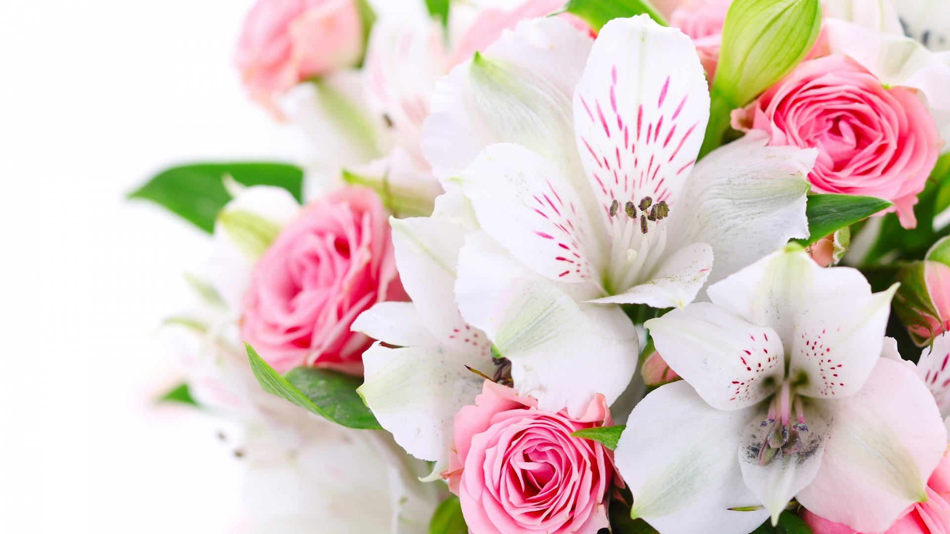 Free picture of bouquet of flowers clip freeuse library Bouquet of roses images free download - ClipartFest clip freeuse library