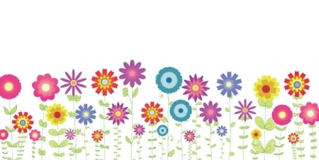Free picture of spring flowers clip royalty free Spring Flowers Clip Art & Spring Flowers Clip Art Clip Art Images ... clip royalty free