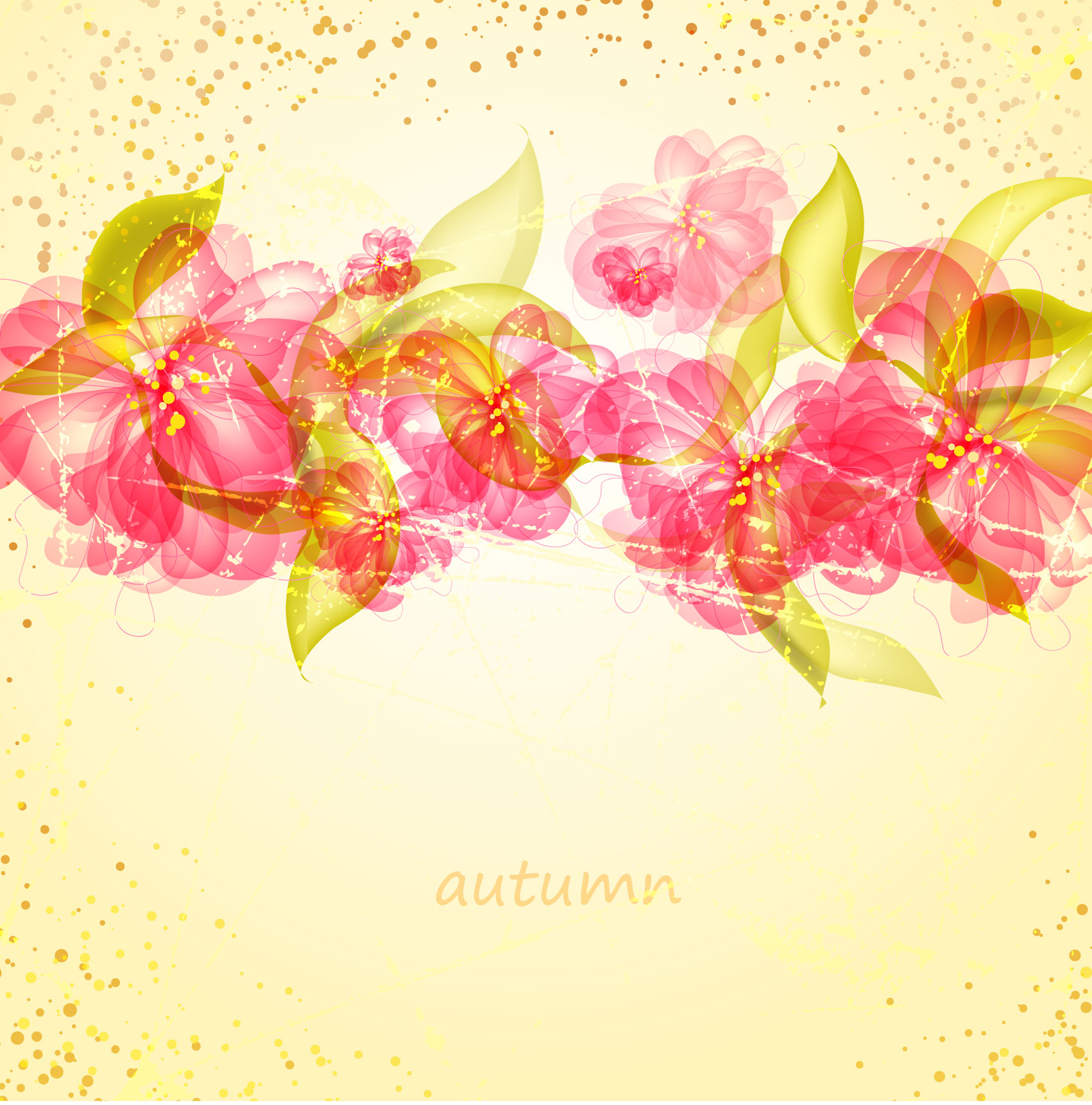 Free pictures of colorful flowers banner freeuse stock Colorful flowers background 01 vector Free Vector / 4Vector banner freeuse stock