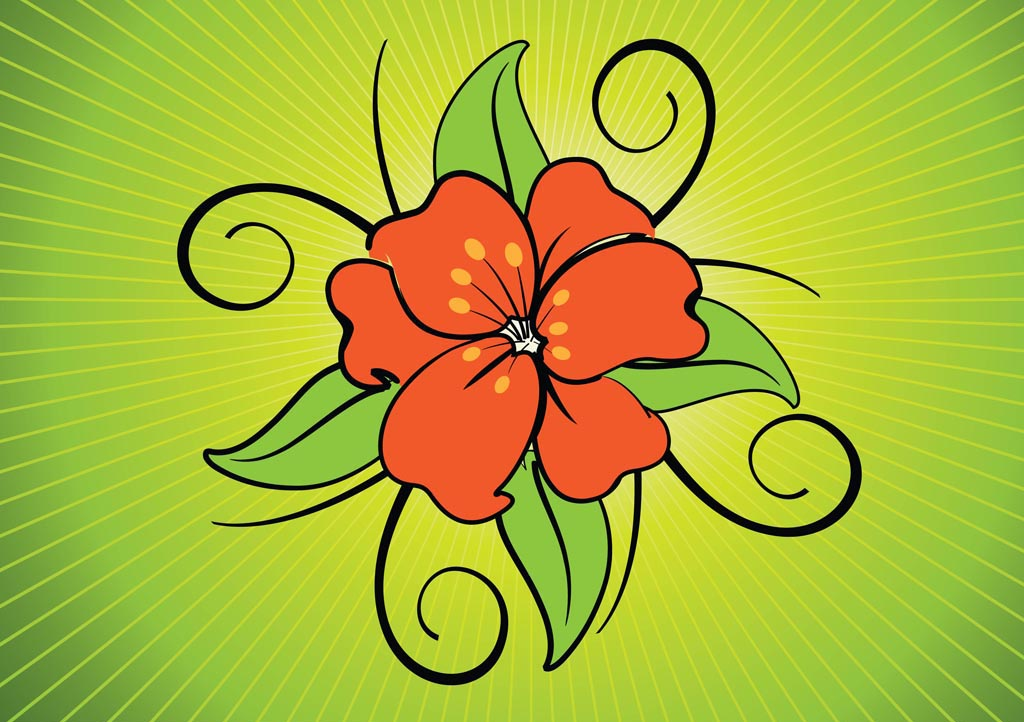 Free pictures of exotic flowers black and white Exotic Flower Vector Vector Art & Graphics | freevector.com black and white