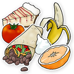 Cliparts download clip art. Free pictures of food clipart
