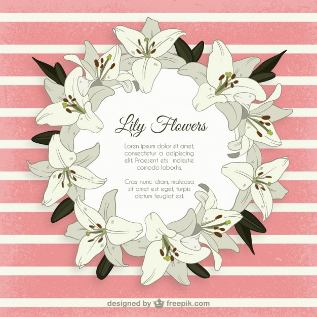Free pictures of lily flowers png free download Lily Vectors, Photos and PSD files | Free Download png free download