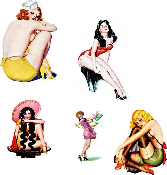 Free pin up girl clipart clip art royalty free download Pin up girl clipart free 5 » Clipart Portal clip art royalty free download