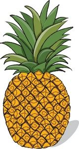 Free pineapple clipart svg free stock Free Hawaii Hawaiian Clip Art | Pineapple Clip Art Images Pineapple ... svg free stock