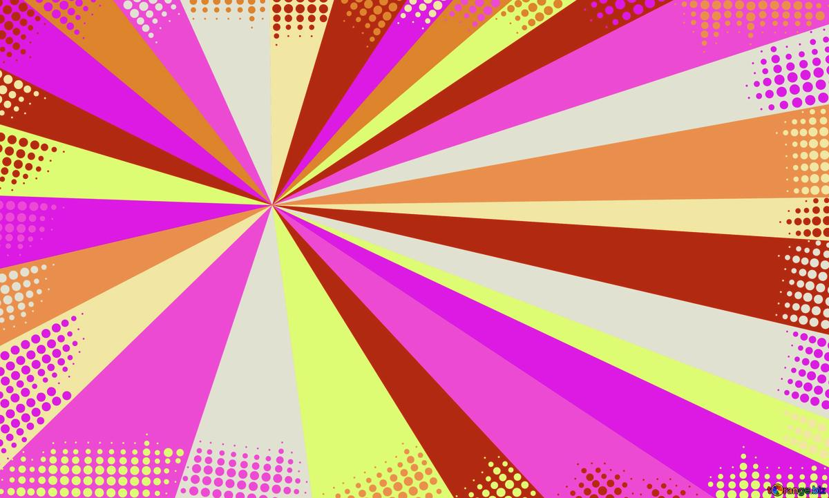 Download picture colors on. Free pink and white rays clipart
