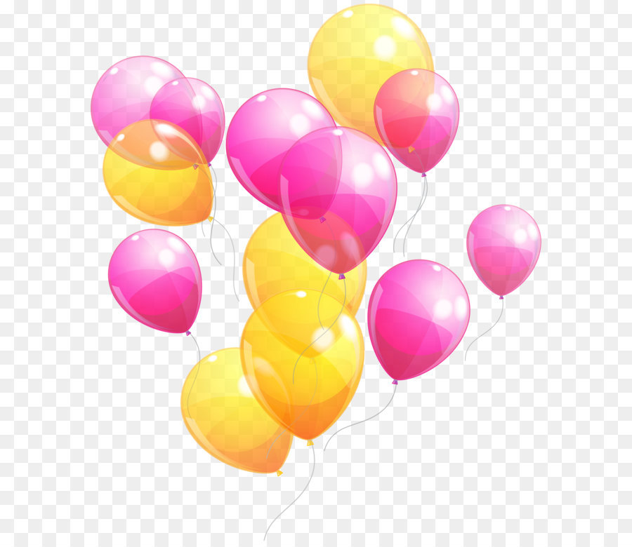 Free pink blue green yellow balloon clipart png stock Pink Balloons png download - 4542*5424 - Free Transparent Balloon ... png stock