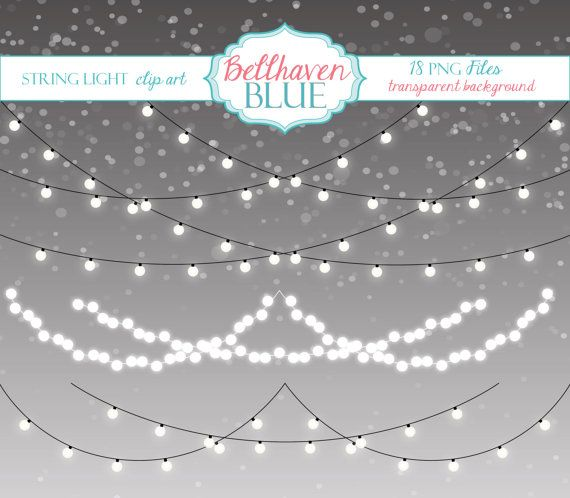 Cliparts download clip art. Free pink fairy string lights clipart background