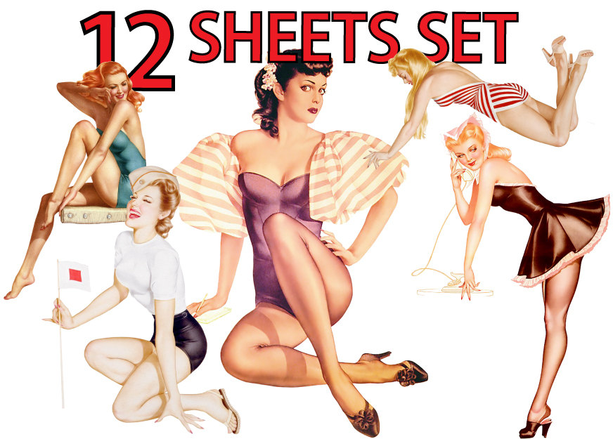 Free pinup clipart library Free pinup clipart 1 » Clipart Station library