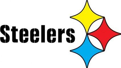 Clip art logo panda. Free pittsburgh steelers clipart