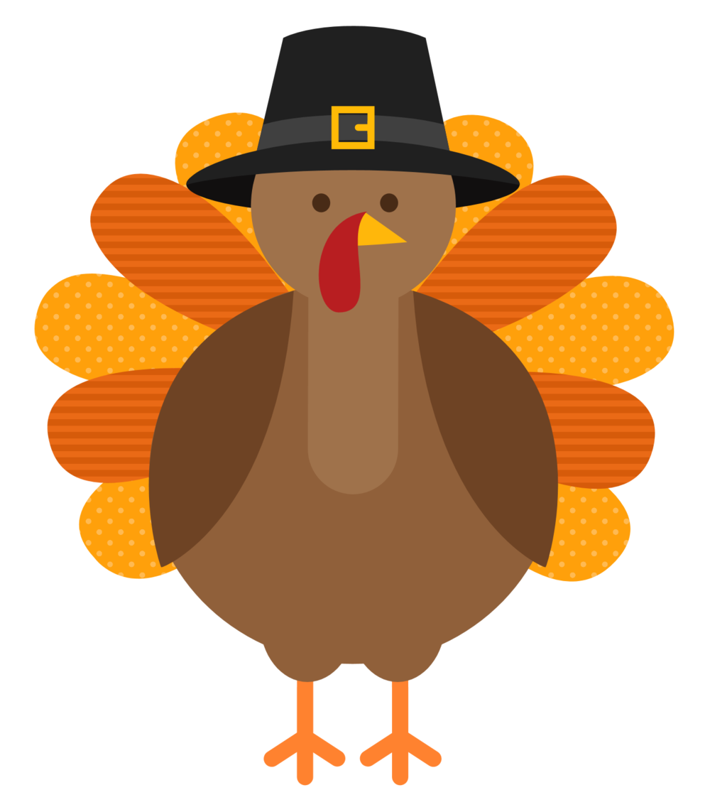 Free plucked turkey clipart vector library download Events — Daniel's Music Foundation vector library download