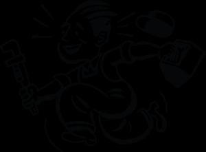 Free plumbing logos clipart jpg library stock Plumbing Logo Vector (.AI) Free Download jpg library stock