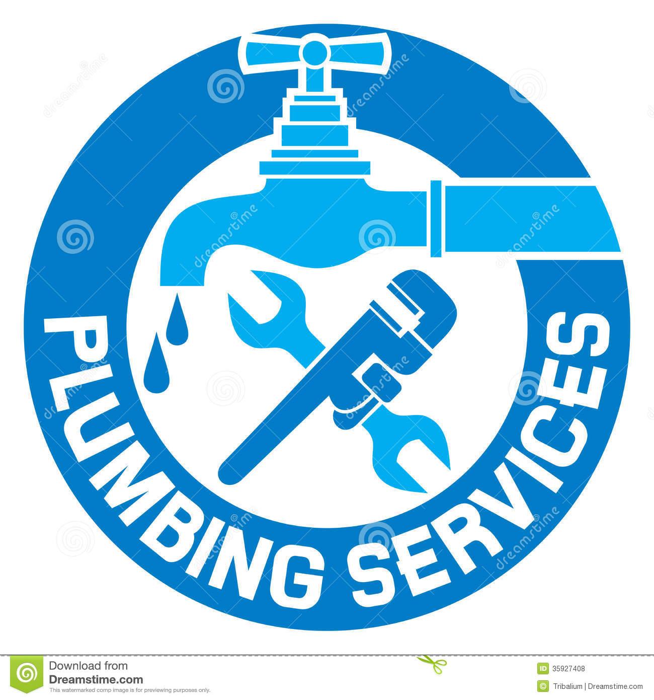 Free plumbing logos clipart vector library 9 Plumbing Icons Clip Art Images - Free Clip Art of Water Faucet ... vector library