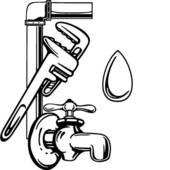 Free plumbing pipes clipart clip art library download Plumbing clip art free - ClipartFest clip art library download