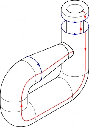 Free plumbing pipes clipart vector royalty free download Plumbing Pipe Clipart - Clipart Kid vector royalty free download