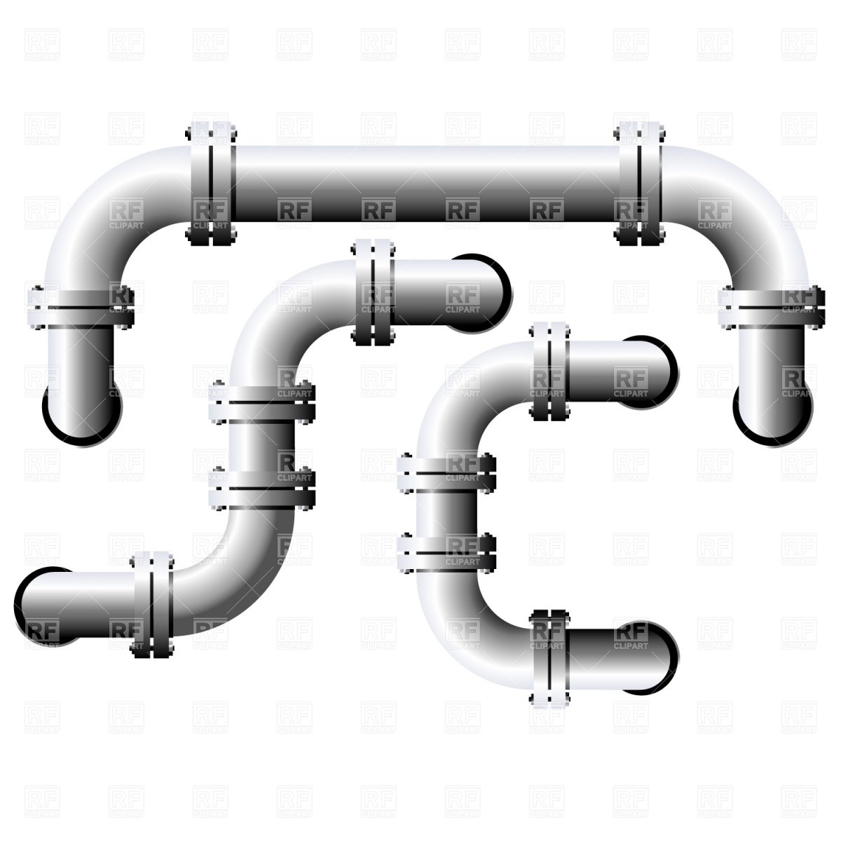 Free plumbing pipes clipart image free stock Plumbing Pipe Clipart - Clipart Kid image free stock