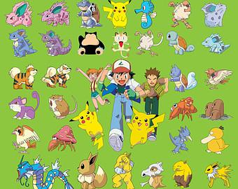 Cliparts download clip art. Free pokemon clipart