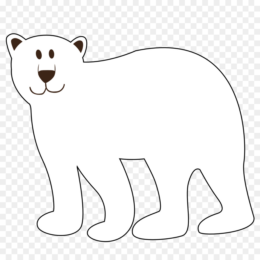 Talking polar bear clipart clip stock Polar Bear Cartoon png download - 1979*1979 - Free Transparent Polar ... clip stock