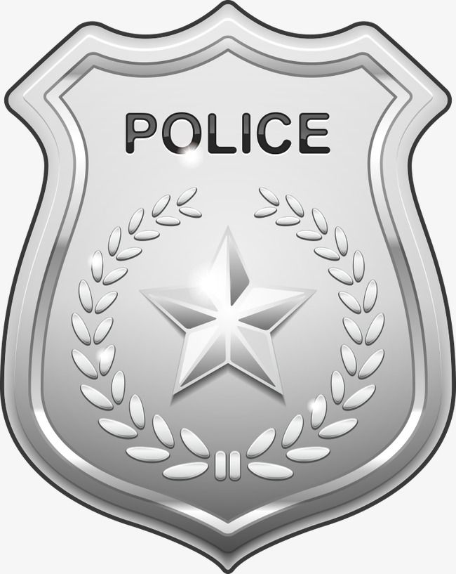 Free police badge clipart with no background. Millions of png images