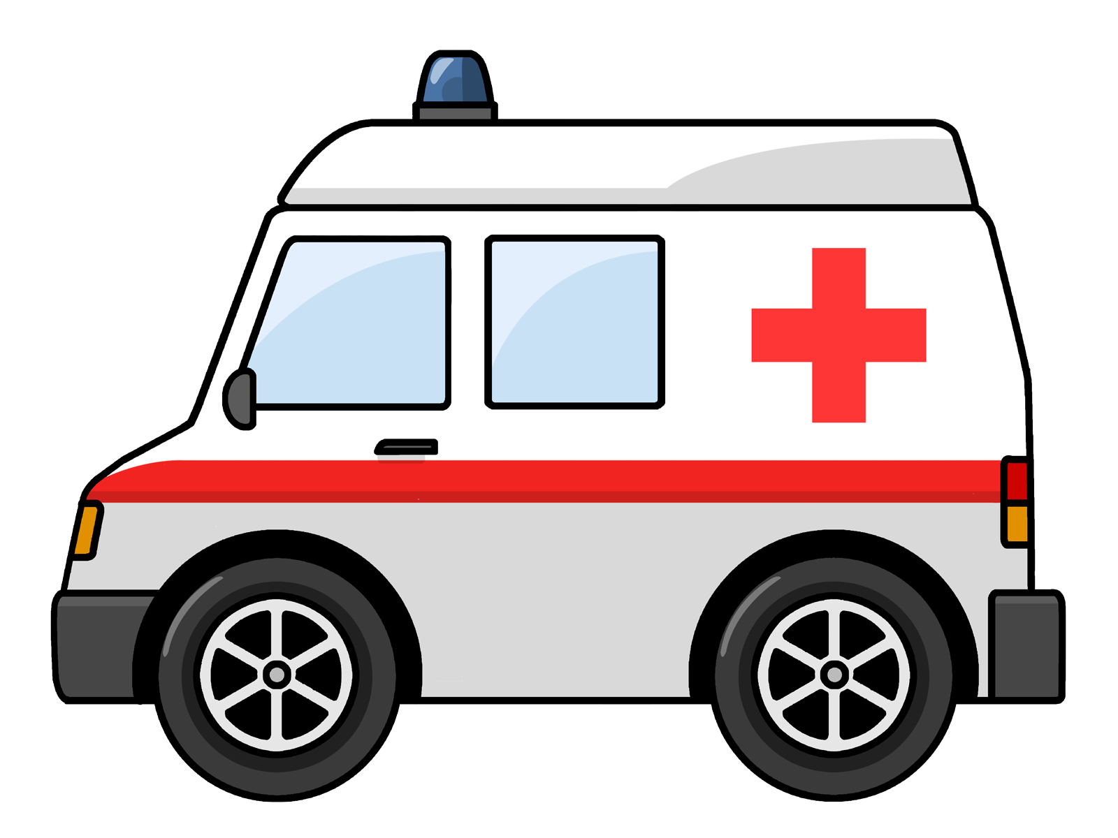 Ambulance car clipart svg royalty free Police Car Silhouette at GetDrawings.com | Free for personal use ... svg royalty free