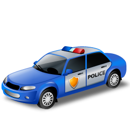 Free police car clipart clip art royalty free download Free clipart police car - ClipartFest clip art royalty free download