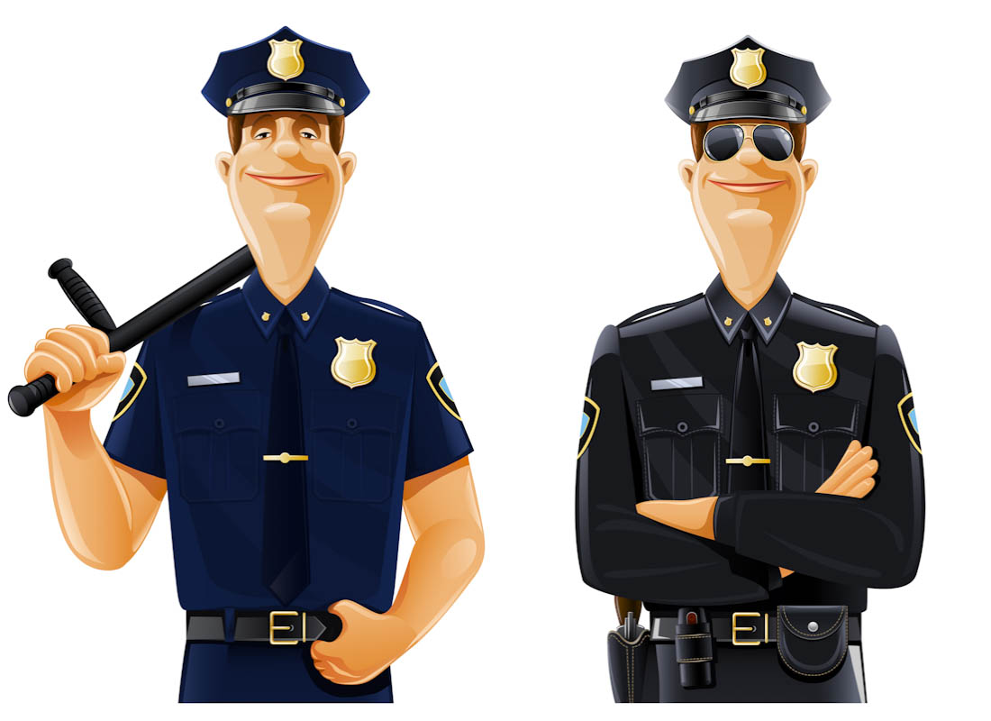 Free police clip art image royalty free Free Police Clipart Pictures - Clipartix image royalty free
