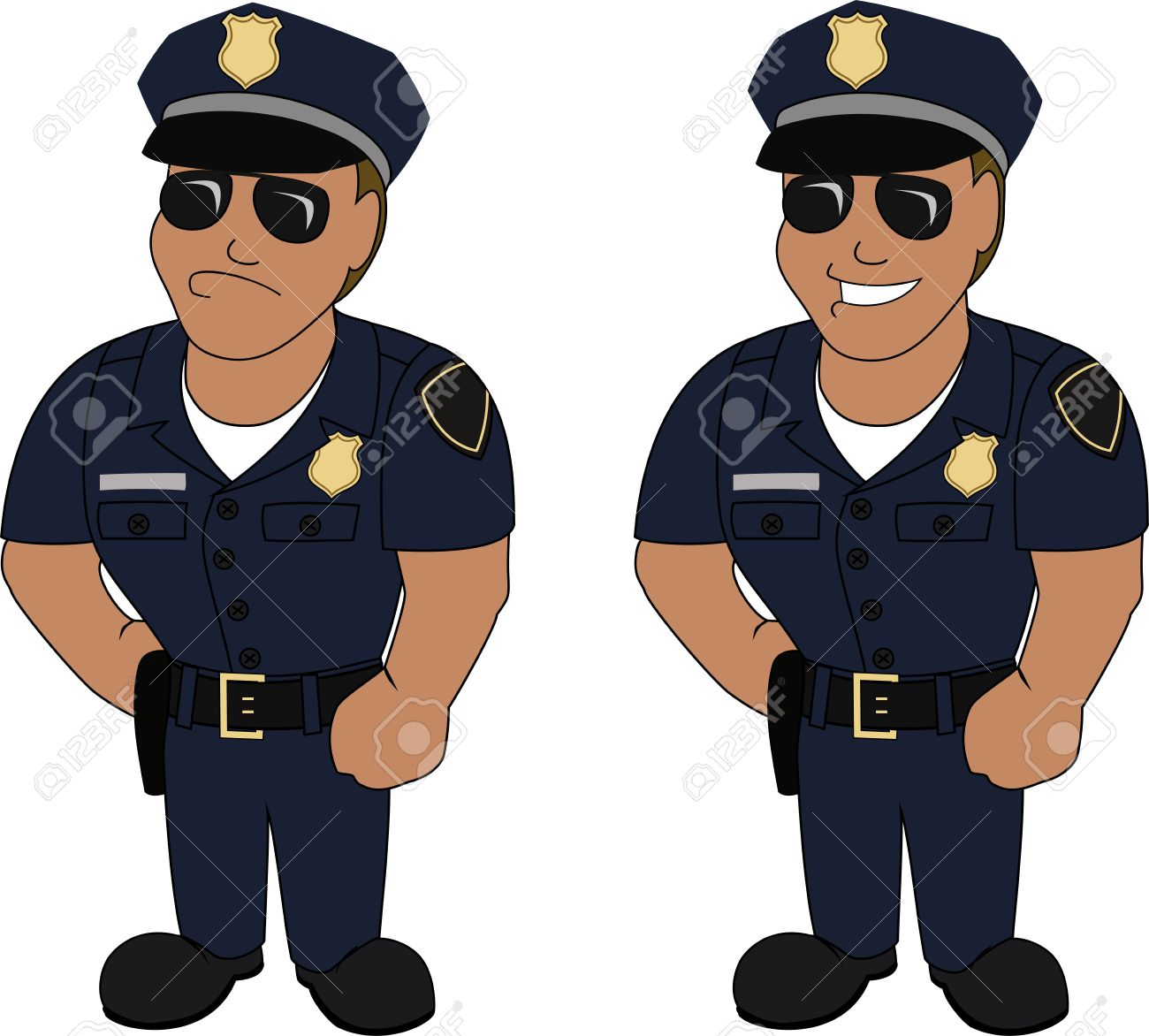 Free police clip art png library Police Officer Clip Art & Police Officer Clip Art Clip Art Images ... png library