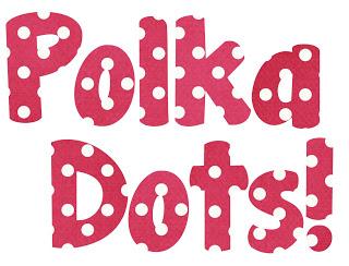Free polka dot alphabet clipart banner transparent Polka Dot Font Clipart - Clipart Kid banner transparent
