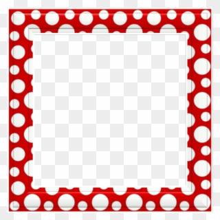 Free polka dot border clipart. Png clip art download