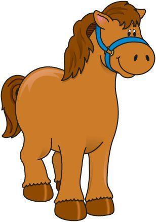 barn animal download. Free pony clipart