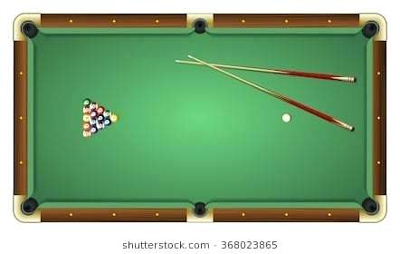 Free pool games clipart png library stock pool table plan – miaremodeling.co png library stock