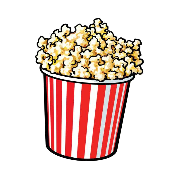 Free popcorn clipart. Clip arts for on