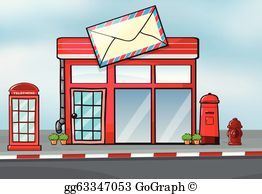 Free post office clipart. Box clip art royalty