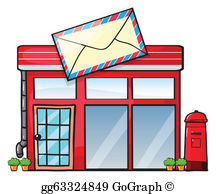 Free post office clipart. Clip art royalty gograph