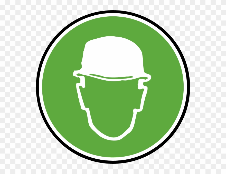 Protection safety helmet vector. Free ppe clipart