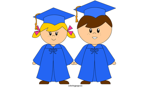 Free pre k graduation clipart vector free library Best Seats in the House-PreK Graduation 2018 vector free library