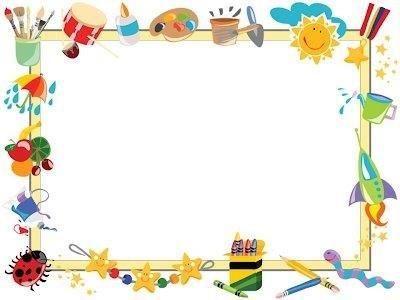 Preschool corner border clipart clip art free stock 34 Free borders and frames - Preschool - Aluno On | clipart ... clip art free stock
