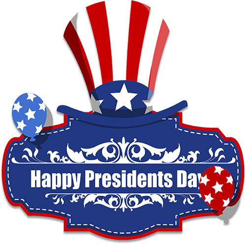 Presidents day 2019 clipart jpg free library Free Presidents Day Graphics - Happy Presidents Day Images - Clipart jpg free library