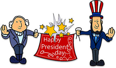Free presidents day clipart vector library stock Free Presidents Day Graphics - Happy Presidents Day Images - Clipart vector library stock