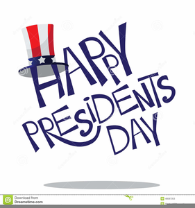 Presidents day clipart free