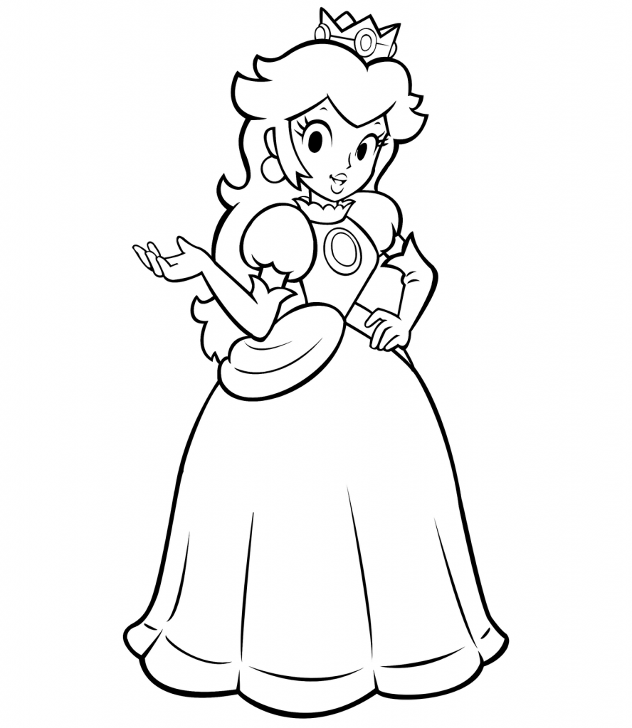 Princess black and white clipart jpg transparent download Princess Black And White Png & Free Princess Black And White.png ... jpg transparent download