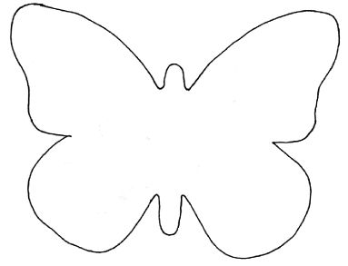 Free printable butterfly clipart clip art 17 Best ideas about Butterfly Template on Pinterest | Butterfly ... clip art